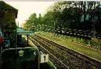 View looking west at Bearsden station.<br><br>[Ewan Crawford //]