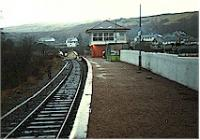 Banavie station viewed from the south.<br><br>[Ewan Crawford //]
