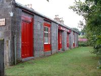 Former Ballindalloch Station building now used as hostel accommodation and is in very good condition.<br><br>[John Gray //]