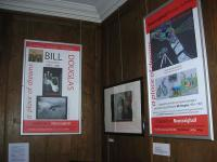 Newcraighall posters at the exhibition 'Our Childhood' in the Museum of Edinburgh until 3 September to mark the 40th anniversary of Bill Douglas's iconic film 'My Childhood'.<br><br>[John Yellowlees 06/08/2012]