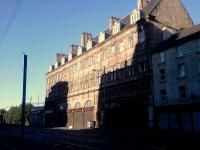 This view shows the offices at Bridge Street looking from Bridge Street itself.<br><br>[Graham Morgan 12/08/2006]