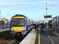 Glasgow service calls at Carnoustie<br><br>[Brian Forbes 19/10/2007]