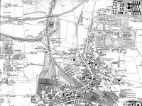 <B>Cowlairs</B> Map of 1914 showing NBR Cowlairs Works, CR Hyde Park Works and Atlas Works.<br><br>[Alistair MacKenzie 29/08/2008]