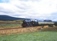 5305 westbound out of Banavie heading for Mallaig on 23 August 1987.<br> <br><br>[Peter Todd 23/08/1987]