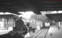 No 51 is station pilot at Belfast Great Victoria Street in August 1965.<br><br>[K A Gray 26/08/1965]