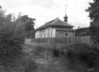 The long closed Pitfodels station in 1976 - the year I walked the whole Deeside line. see image [[36969]]<br><br>[Ken Strachan /06/1976]