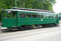 Originally Gateshead & District Tramways no 10, later BR Grimsby & Immingham Tramway no 26, seen in operation at the North of England Open <br> Air Museum, Beamish, on 11 June 2013.<br><br>[Veronica Clibbery 11/06/2013]