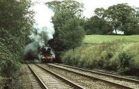 Rise Hill Tunnel 30/09/1978