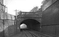 Ladhope Tunnel