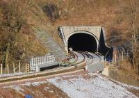 Bowshank Tunnel 19/01/2015