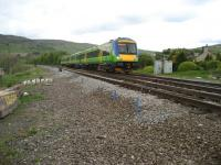 Central Trains liveried 170631 heads east at Chinley North Junction on 7 May 2007.<br><br>[John McIntyre 07/05/2007]