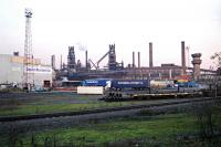 Scunthorpe Steel Works 29/11/2004