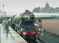 Edinburgh Waverley 01/10/1983