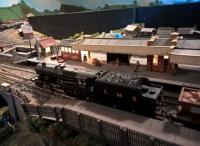 If you want to know what the station at Woodford Halse looked like, you could do worse than climb up to the attic of the Social Club, and inspect this wonderful model.<br><br>[Ken Strachan 28/07/2018]